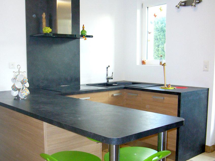 After-Conception, Création et Pose d'une cuisine
